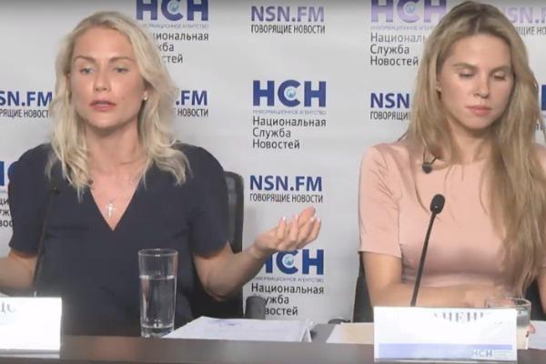Катя Гордон помогает Ольге отстоять свои права