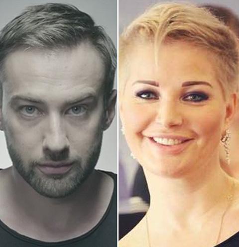 Дмитрий Шепелев и Мария Максакова