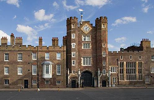 Крестины принца Георга состоятся 23 октября