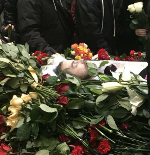 Кирилл Толмацкий скончался 3 февраля