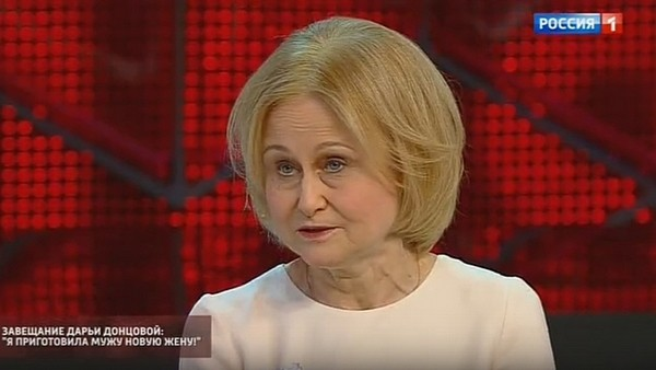 Дарья Донцова справилась с онкологическим заболеванием