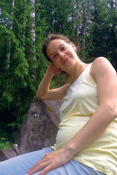 Младшая сестра Ивана Урганта Валентина