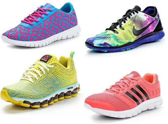 Кроссовки Crosby, Nike WMNS NKE FREE 5.0 TR FIT, REEBOK ZJET RUN, adidas Performance