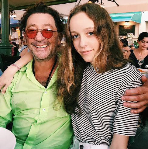 Дочь Григория Лепса Ева приглашена на Бал Tatler