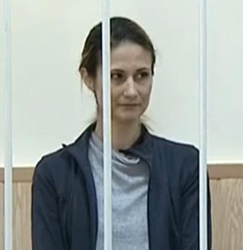 Ольга Степанова
