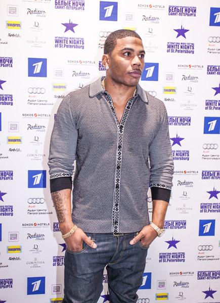 Рэпер Nelly
