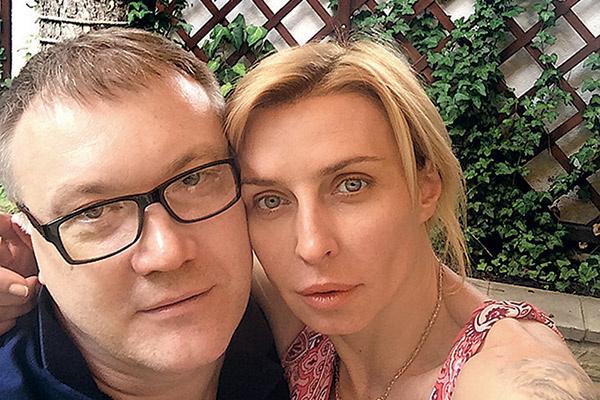 Александр Меркулов и Татьяна Овсиенко