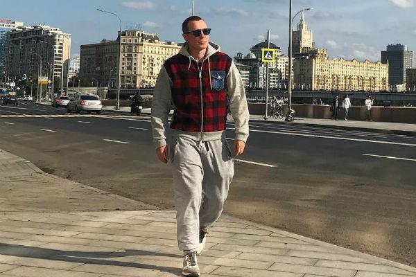 Игорь Верник любит гулять один