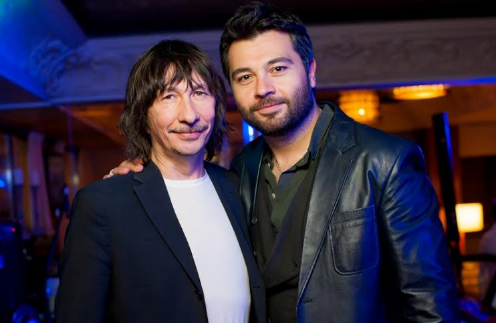 Байгали Серкебаев и Алексей Чумаков