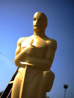 Подготовка к церемонии «Оскар 2015»