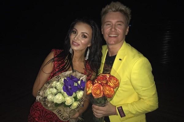 Антон Зацепин и Елена Вербицкая