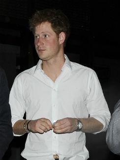 Скандальная выходка сойдет Гарри с рук