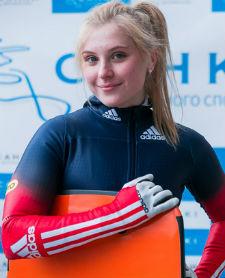 Анастасия Шлапак (Бобслей)