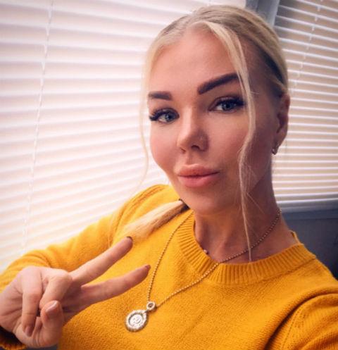 Василиса, сестра Полины Лобановой