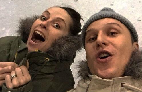 Макс и Катя встречаются уже 9 лет
