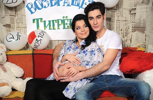 Юлия и Тигран были одной из самых скандальных пар проекта