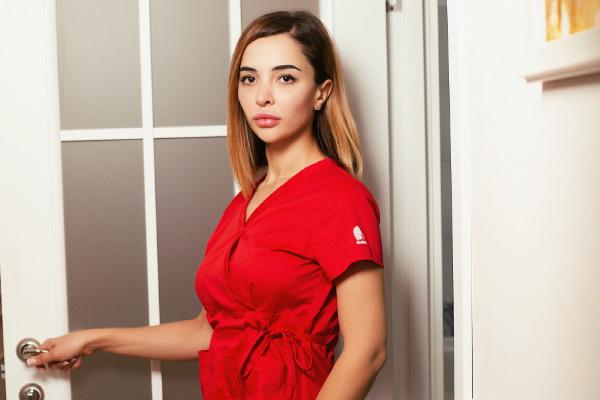 Косметолог Мадина Байрамукова