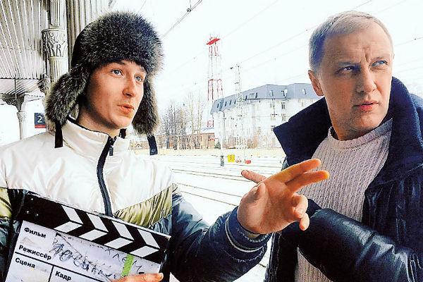 Горобченко снялся в фильме старшего сына Глеба «Помни ее»
