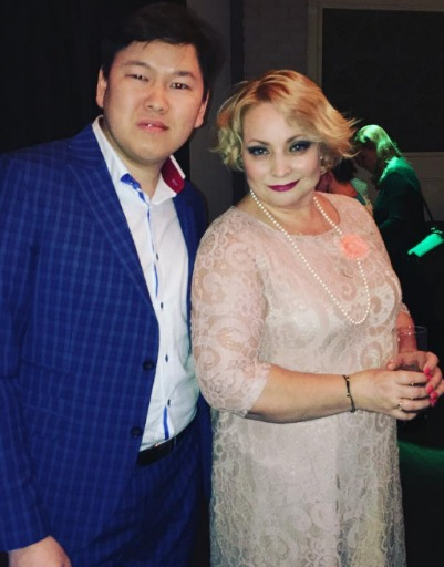 Светлана Пермякова получала многочисленные комплименты от коллег и друзей
