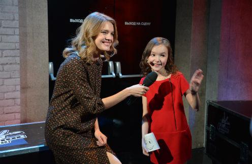 Наталья Водянова знает, как найти подход к детям