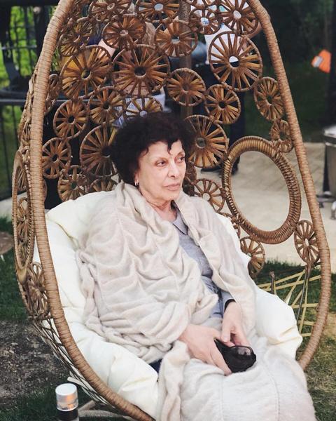 В конце января Лауре Ашотовне исполнилось 79 лет