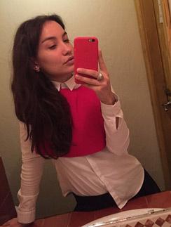 Новый айфон Виктории Дайнеко уже под стать хозяйке