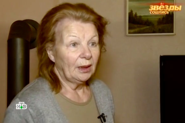 Бывшая невестка Бориса Моисеева