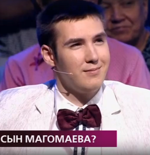 Андрей Катков надеялся, что он сын Муслима Магомаева