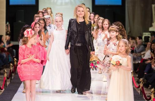 В рамках недели моды представят детскую коллекцию  «JUNONA FASHION HOUSE»