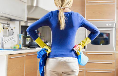 Приступить к уборке бывает порой сложно - никто не любит рутину