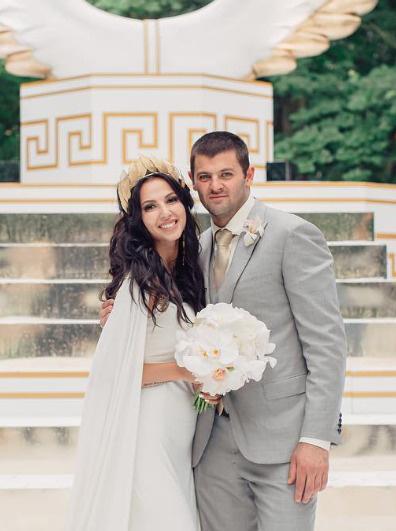 Брак двух спортсменов быстро распался