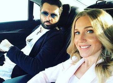 Юлия Ковальчук и Алексей Чумаков поделились интимным видео
