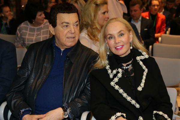 Иосиф и Нелли Кобзон