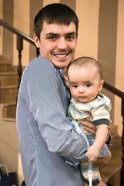 Евгений и Митя родились в один день