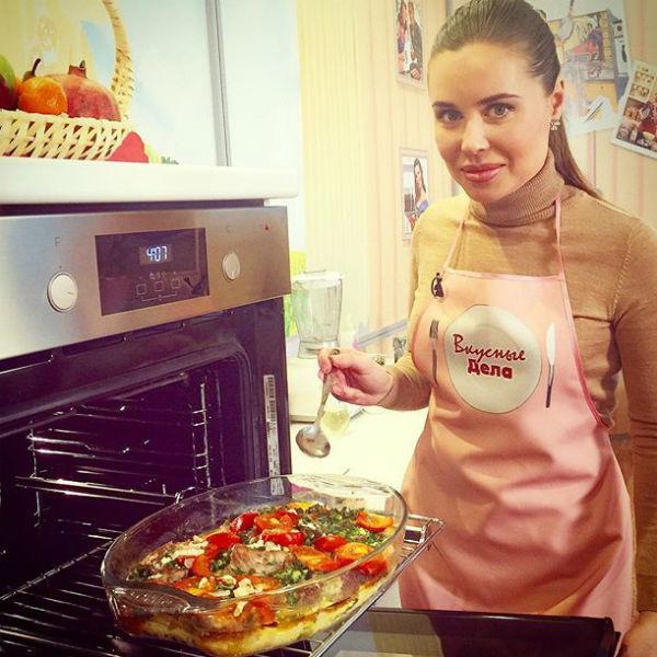 Юлия готовится к семейной жизни