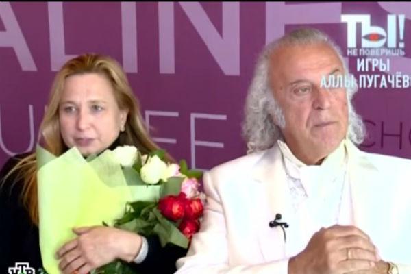 Илья Резник очень благодарен давней подруге за помощь