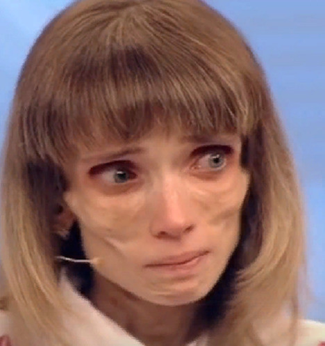 Кристина Корягина