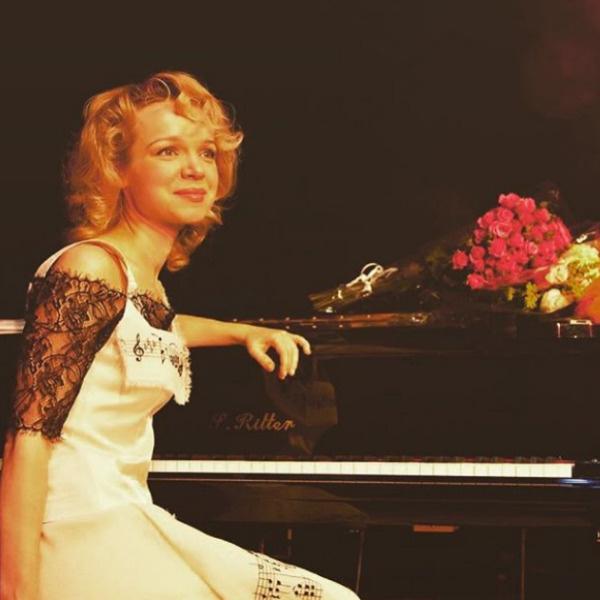 Теперь пианистка готова начать новую жизнь