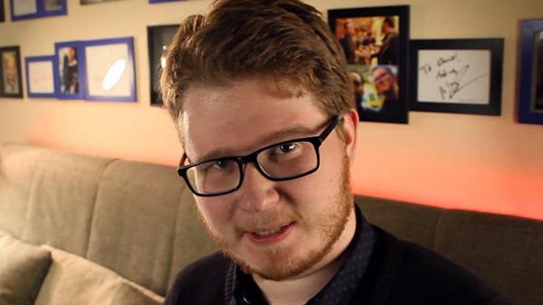 Блогер Даниил Лазаренков