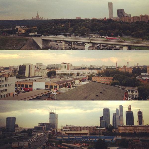Одну из сцен нового клипа Соколовского снимали на крыше