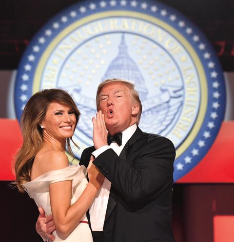 Мелания Трамп не считает нужным поддерживать мужа