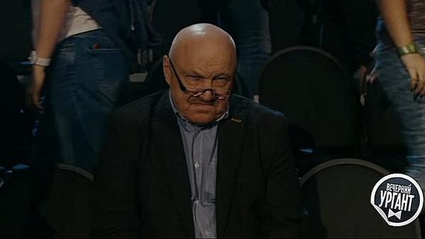 Николай Чиндяйкин в роли Владимира Познера