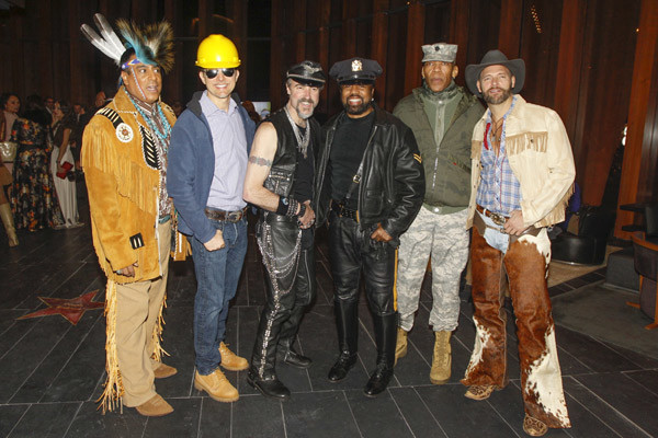 "Группа ""Village People"""