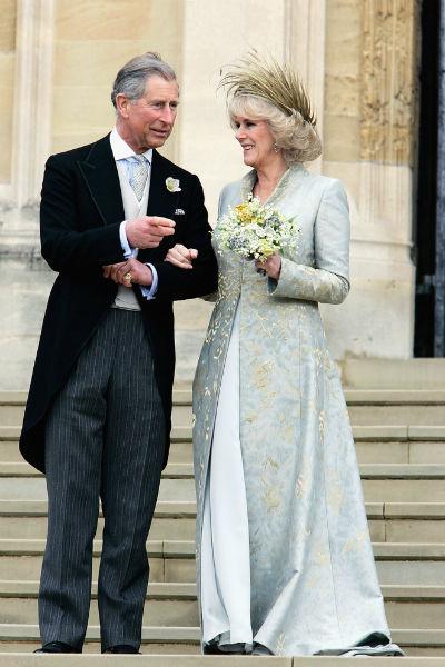 Свадьба Чарльза и Камиллы была невероятно скромной
