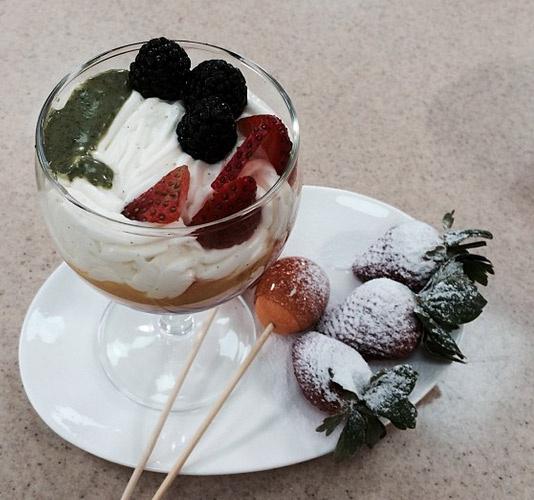 Десерт «Волочкова»