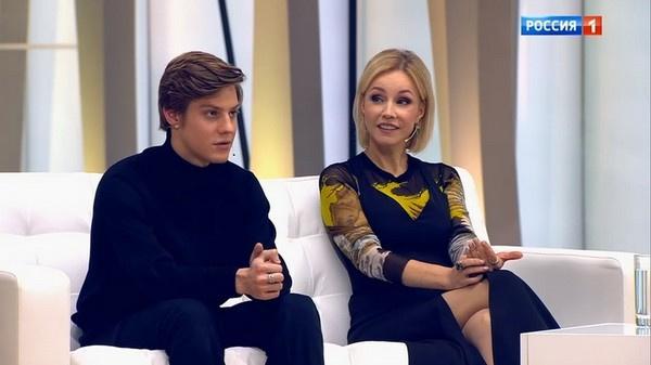 Павел, сын Табакова и Зудиной, родился в 1995 году. Молодой человек пошел по стопам знаменитых родителей