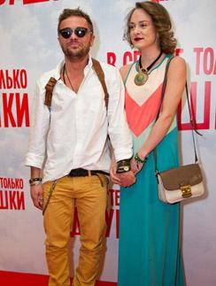 Илья Глинников и Аглая Тарасова
