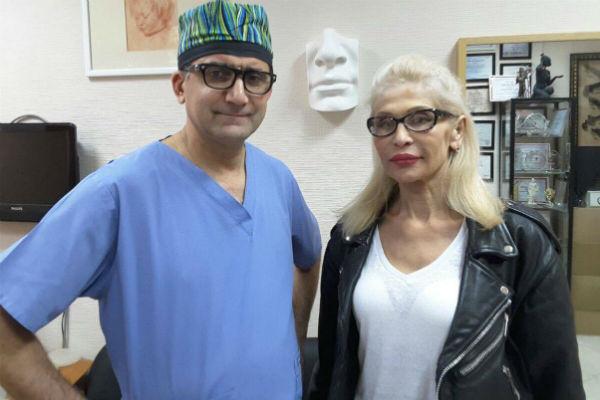 Мама звезды реалити-шоу доверилась доктору
