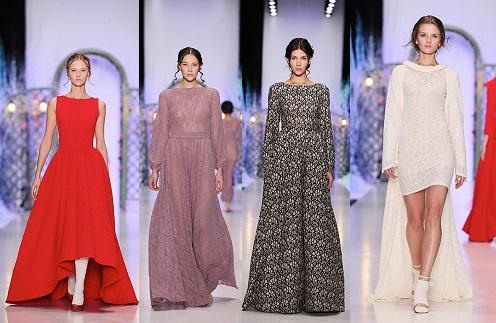 Модели бренда Beloe Zoloto