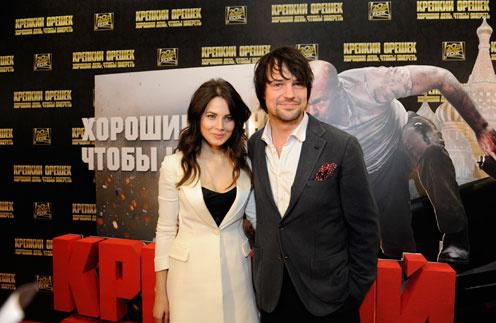 Юлия Снигирь и Данила Козловский